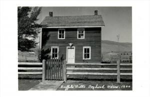 9342 Canada  Buffalo Bill's Boyhood Home   RPC