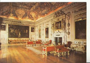 Wiltshire Postcard - Wilton House - Salisbury - Double Cube Room - Ref 18465A