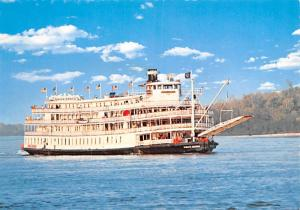Mississippi Delta Queen - Steamboat