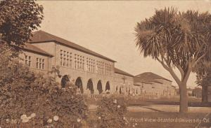 Front View , Stanford University California , 00-10s
