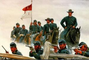 Civil War Hold At All Cost General J Buford Gettysburg 1 July 1863