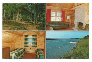 Maryland MD Northern Products Inc Log Cabins Wm B Daugherty Construction Realty