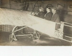 RP: Early Mono-Wing Airplane , 1900-10s ; #6
