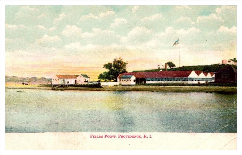 Rhode Island   Providence ,   Fields Point