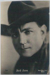 62130 - VINTAGE POSTCARD - CINEMA, Buck Jones