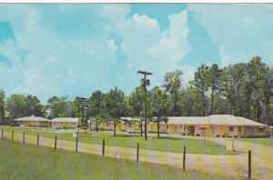 North Carolina Fayetteville Town and Country Motel and Restaurant