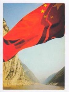 China, Yangtse riveralong the Gorges 1960s