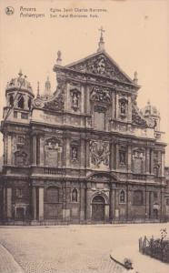 Belgium Anvers Eglise Saint Charles-Borromee