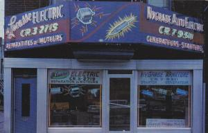 H.Lacasse Electric Store , Niagra Falls , Ontario , Canada,  50-60s