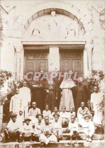 Modern Postcard St Joseph Roman Catholic Cathedral Zanzibar