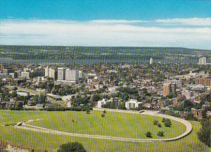 Canada A View Of Hamilton From The Escarpment Hamilton Ontario