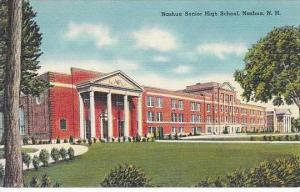New Hampshire Nashua Nashua Senior High School
