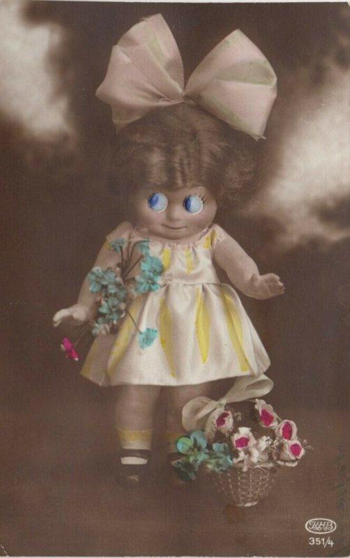 RP: Google eyed Doll Portrait , 00-10s : #8