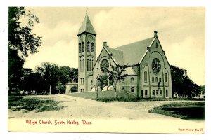 MA - South Hadley. Village Church