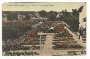 Field Flowers Garden,Shenandoah,Iowa,PU-1930