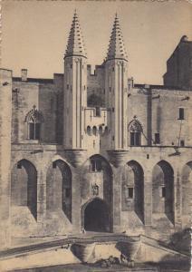 France Avignon Palais des Papes Les Echauguettes