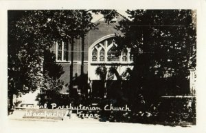 RP: WAXAHACHI , Texas , 1949 ; Central Presbyterian Church