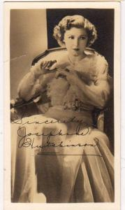 Jossphine Hutchinson (Signed)