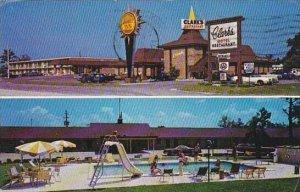 South Carolina Santee Quality Inn Clarks And Restaurant