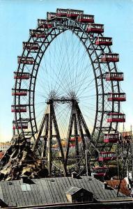 Austria Vienna The Prater and the Giant Wheel, Wien Riesenrad