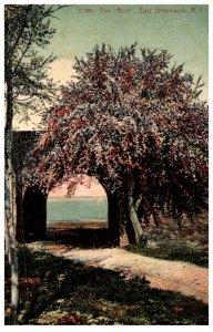 Rhode Island East Greenwich  , The Arch