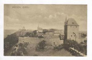 Town & Eifel Hills,Nideggen,Germany 1900-10s