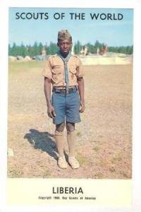 Boy Scouts of the World, Liberia,40-60s