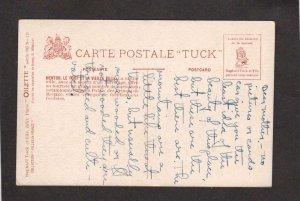 Villes de France Menton Casino Tuck Oilette Carte Postale Postcard Carte Postale