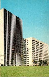 Michigan Detroit City-County Building