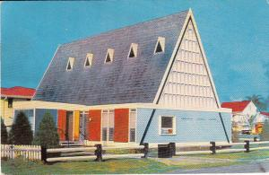 Guyana - Christian Science Church Georgetown 1966 Posted