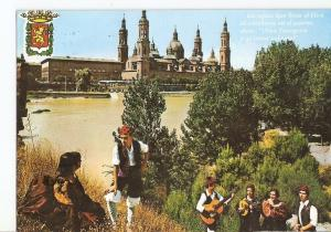 Postal 022521 : Basilica del Pilar, Zaragoza