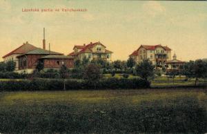 Czech Republic Lázenská partie ve Velichovkach 02.47