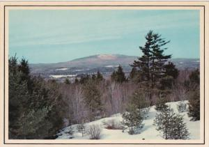 New Hampshire Mount Monadnock In Winter