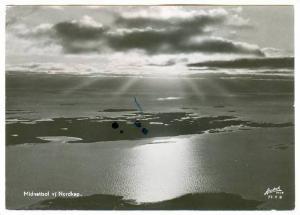 RP, Midnattsol V/ Nordkap, Norway, PU-1955