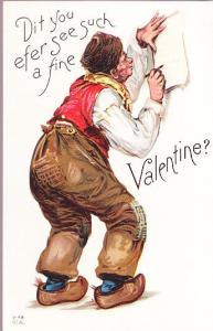 Valentine - Ethnic Humor - German