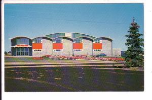 New Civic Centre and Arena, Battleford, Saskatchewan
