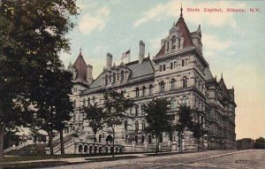 New York Albany State Capitol