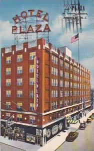 New Jersey Jersey City The Hotel Plaza
