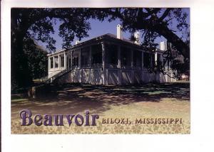 Beauvoir, Biloxi, Mississippi