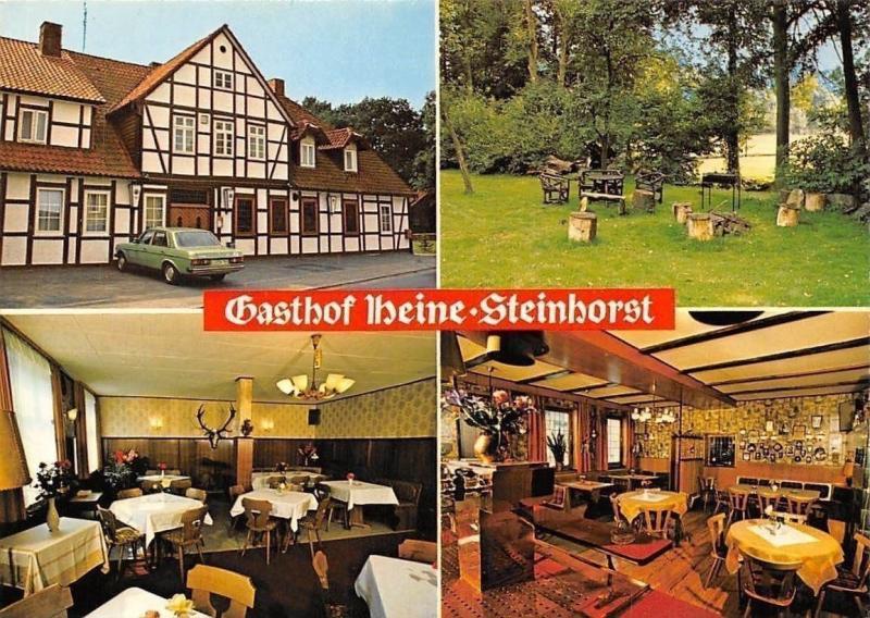 gut aus x ungleich in der Leistung Exklusive Angebote Gasthof Heine-Steinhorst ub. Celle Auto Car, Pension Hotel ...