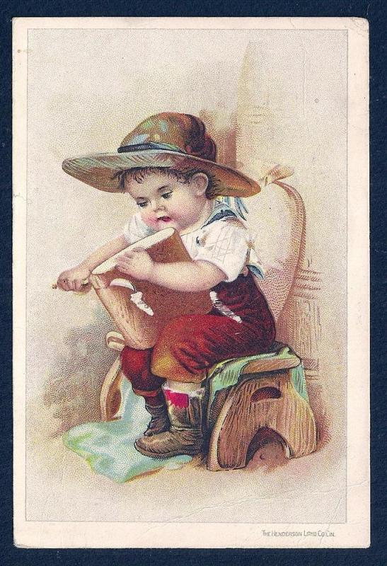 VICTORIAN TRADE CARD Northwestern Consolidated Milling Co