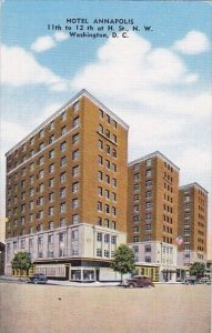 Hotel Annapolis Washington D C