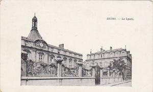 France Reims Le Lycee