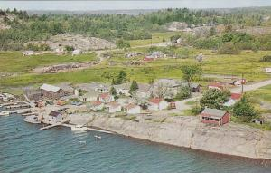 Scenic view,  Vance's Camp,  North Channel,  Lake Huron,   Peterborough,  Ont...