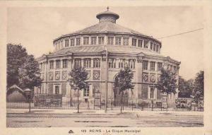 REIMS, Le Cirque Municipal, Champagne-Ardenne, France,10-20s