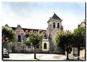 Postcard Modern Semi Trilport (S & M) The Church Romanesque and Gothic (fourt...