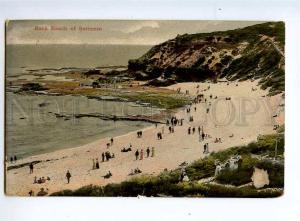 236503 AUSTRALIA Back Beach Sorrento 1908 year RPPC Victoria