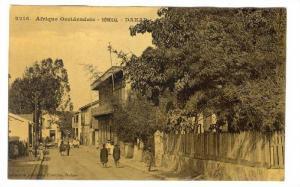 Afrique Occidentale, Street View, Dakar, Senegal, Africa, 1900-1910s