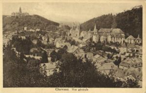 CPA Luxembourg Vue générale (30652)