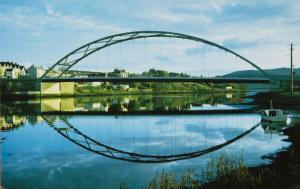 Bonar Bridge Kyle Of Sutherland Bonar Ardgay Scotland UK Vintage Postcard D31